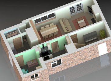 Architect's 3D Print