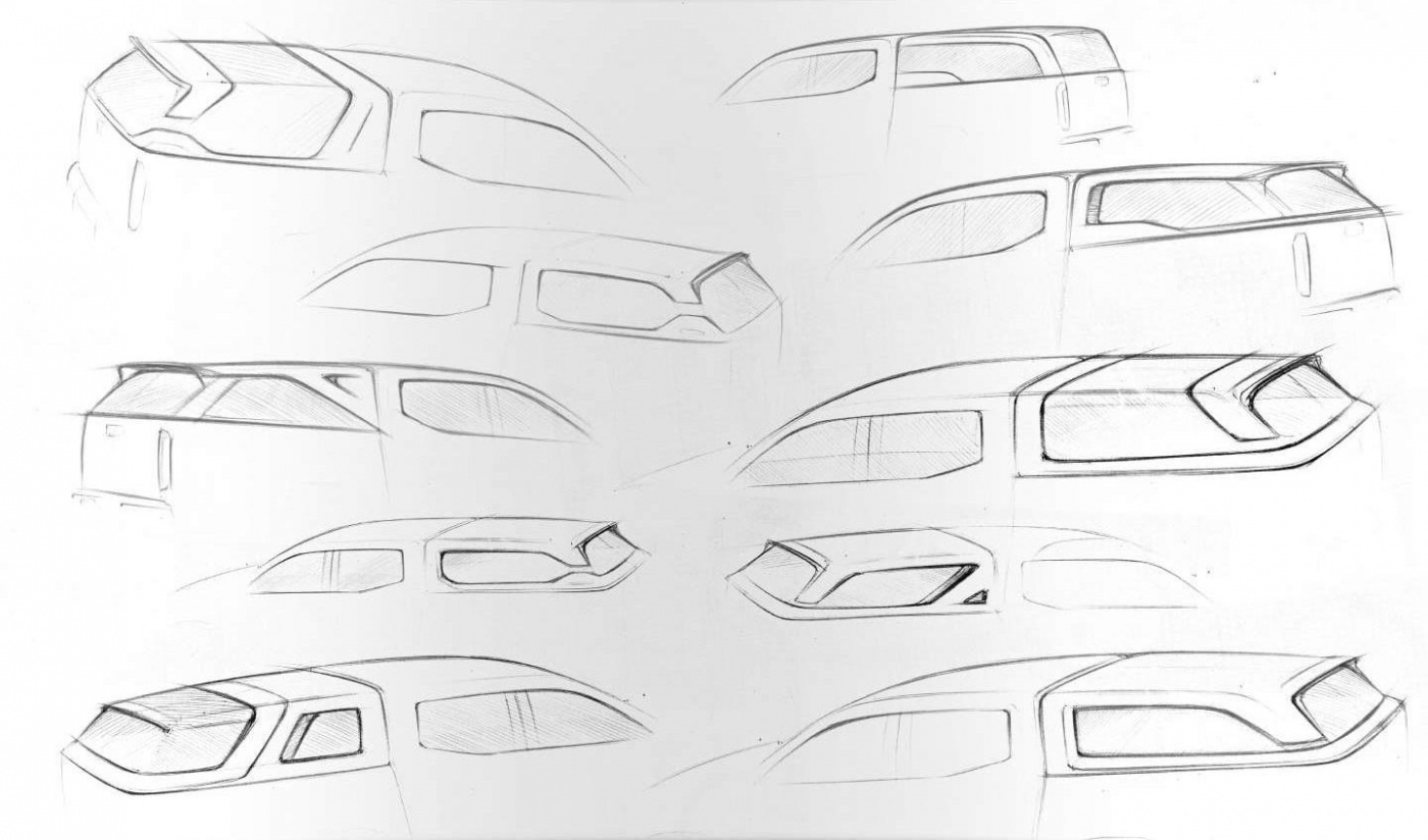 Canopies Sketches 4