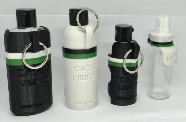 Sanitiser Case & Collar