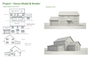 Project House Model